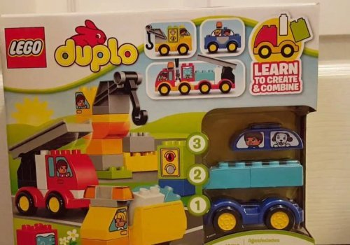 Goodiewebcouk 42 Off Lego Duplo My First Cars And Trucks