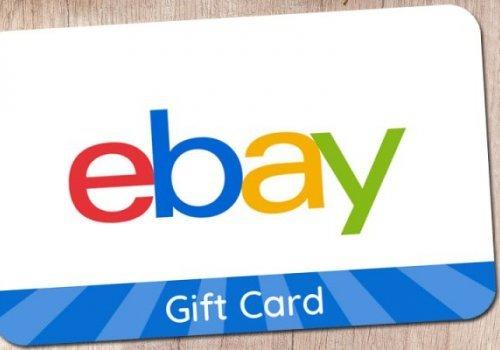 Goodieweb Co Uk 100 Ebay Gift Card