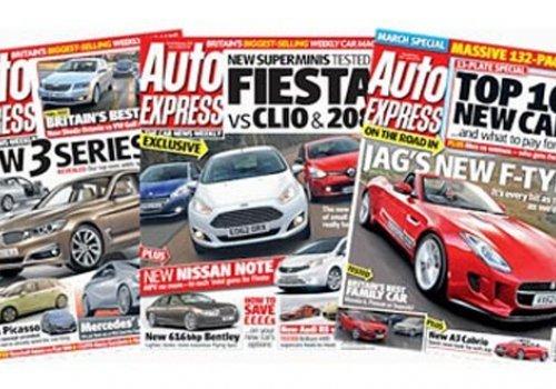 Goodieweb Co Uk Free Issue Of Auto Express Magazine