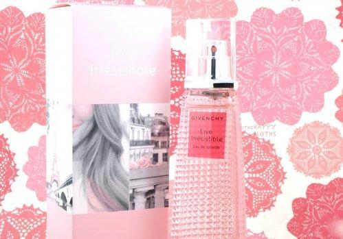 Goodiewebcouk Free Givenchy Live Irrésistible Eau De Parfum